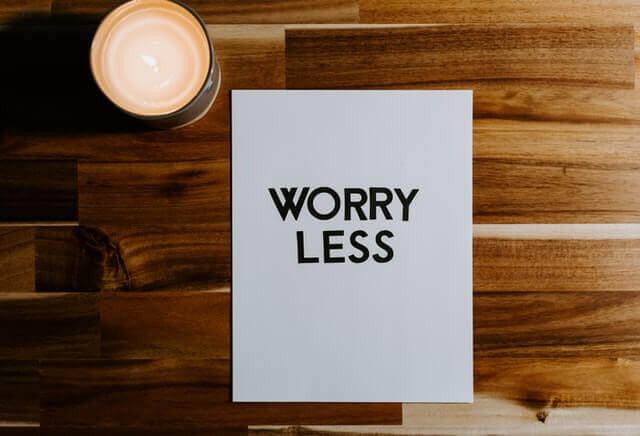 Less marks worry less