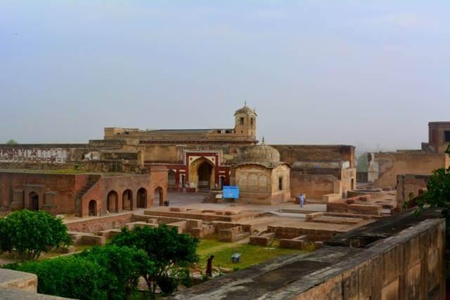 Lahore fort shahi qila